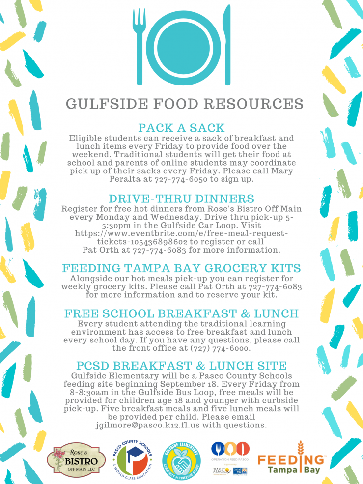 GSES Food Resources